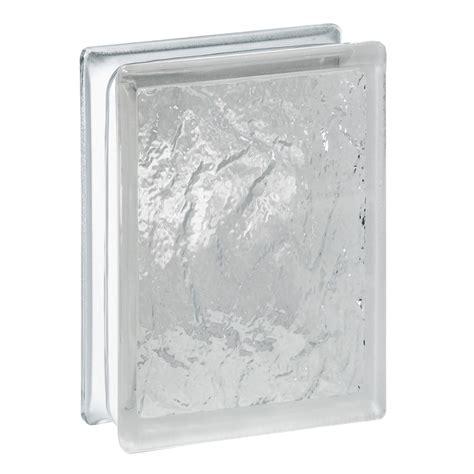 glass block shop redi2set 10 pack glass block common 8 in h x 6 in w
