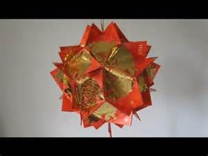 how to make new year lanterns using packets cny tutorial no 10 new year packet hongbao