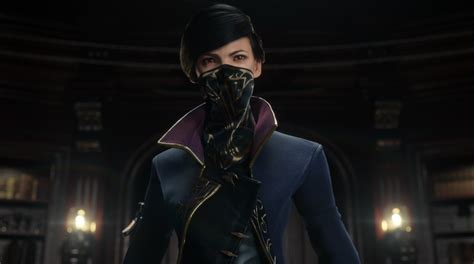 Kaset Ps4 Dishonored 2 dishonored 2 for ps4 xbox one and pc gets story details