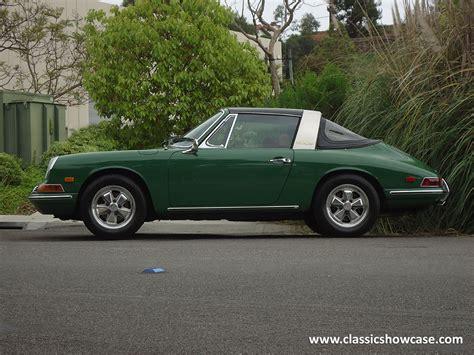 Porsche 911 Targa 1968 by 1968 Porsche 911 Soft Window Targa By Classic Showcase