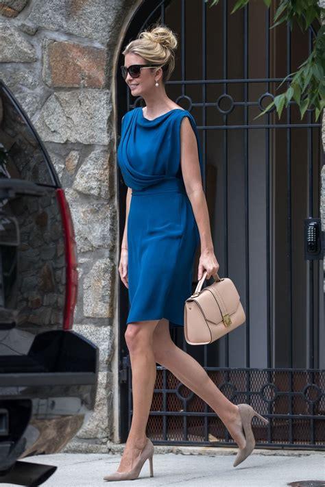 ivanka trump ivanka trump leaves her house in washington 06 19 2017
