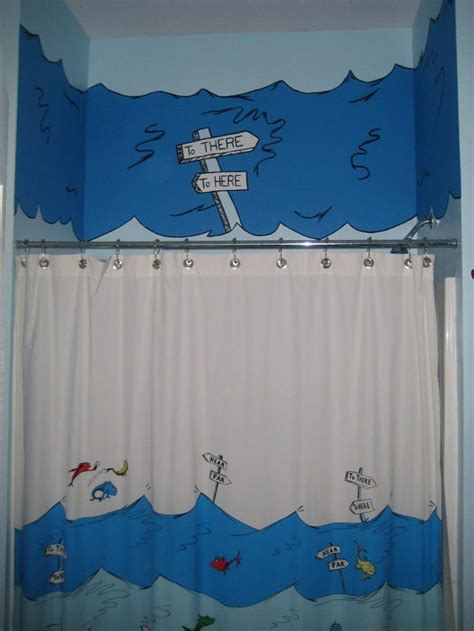 Dr Seuss Bathroom Accessories 17 Best Images About Ideas For Bathroom On Bathrooms Decor One Fish Two Fish And Dr