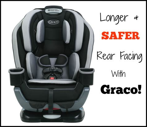 convertible car seat laws graco extend2fit 3 in 1 convertible car seat with