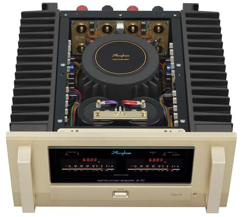 Power Lifier Phase Lab class a stereo power lifier a 70 accuphase laboratory inc
