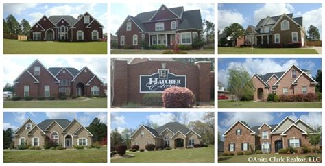 Homes For Sale In Hatcher Estates Subdivision In Warner Robins Ga