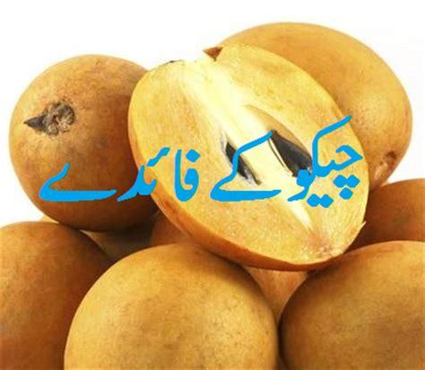 fruit ke faide urdu chikoo benefits urdu chikoo ke faide chiku benefits