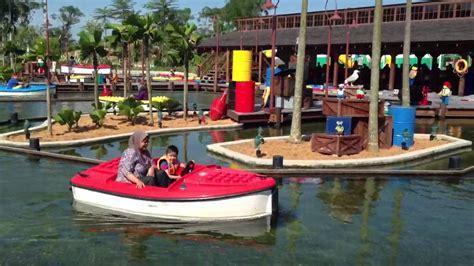 driving boat in florida boating school legoland malaysia youtube