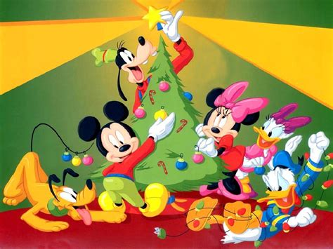 wallpaper christmas mickey mouse mickey mouse christmas christmas wallpaper 2735441