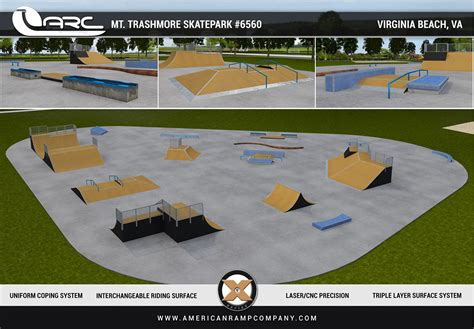 design elements virginia beach va mount trashmore skate park redesign vbgov com city of