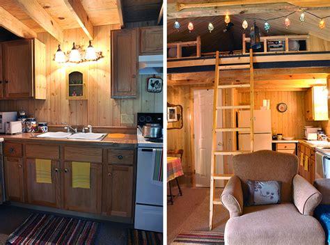 Amish Built Tiny House Swoon Bohemian Cabin Tiny House Swoon