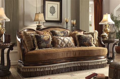 Homey Design Hd 9344 Santa Barbara Sofa