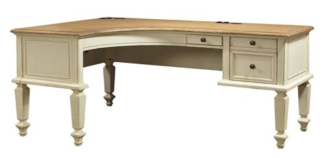 Half Desk by The Cottonwood 72 Quot Curved Half Pedestal Desk With Corner