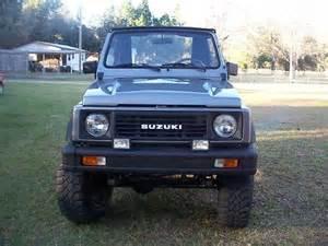 Suzuki 4x4 Diesel Find Used Suzuki Samurai 4x4 Diesel In Lecanto Florida
