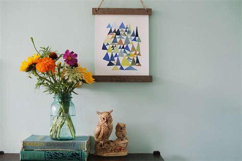 cornice di legno fai da te cornici creative tante idee per decorare le pareti con il