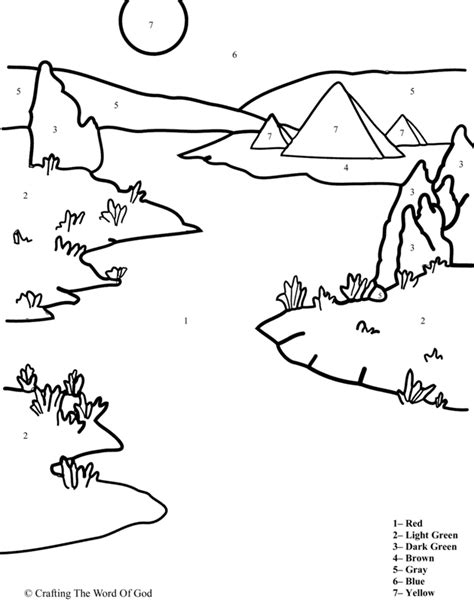coloring page river free coloring pages of nile river