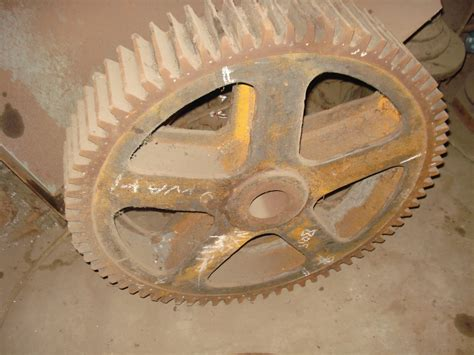 Tutup Trunion industri pengecoran logam dan permesinan