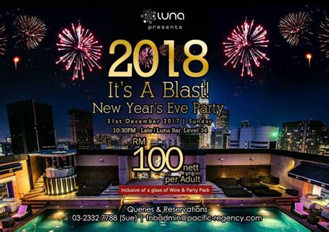 where to spend new year in malaysia 22 best places to celebrate new year s in malaysia 2018