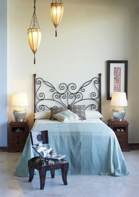 iron schlafzimmer schlafzimmer gestalten 144 schlafzimmer ideen mit stil