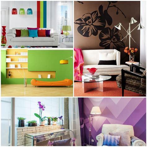 ideen für wohnzimmer wand idee wohnzimmer rosa
