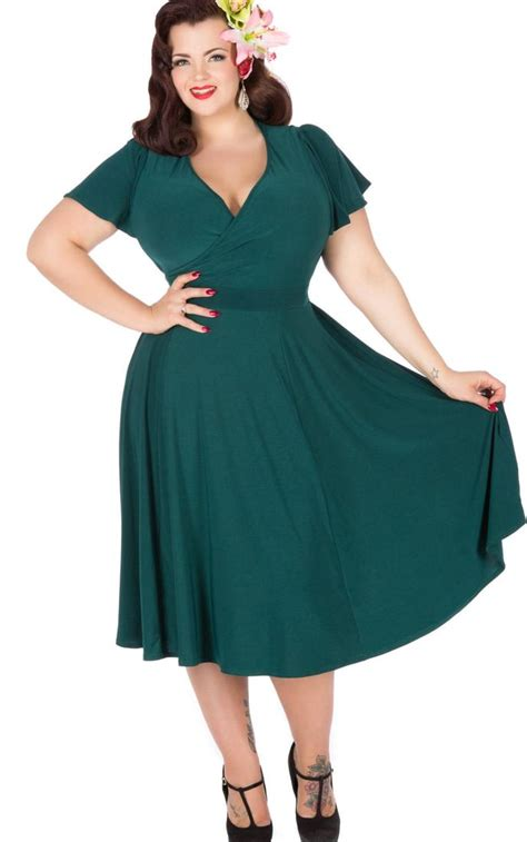 50 s style wedding dresses plus size plus size 50s dress pluslook eu collection