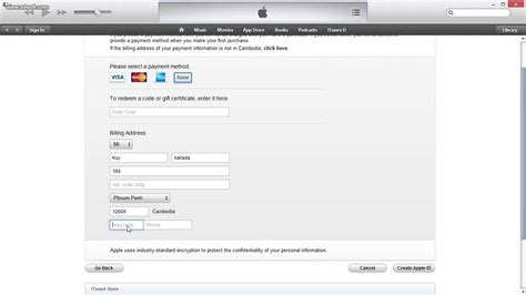 make free apple id without credit card how to create a free apple id without credit card 2013