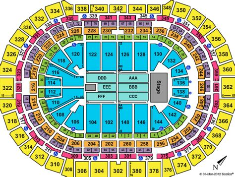 pepsi center seating chart concert def leppard denver tickets 2017 def leppard tickets