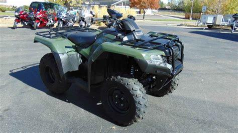 used honda colorado used 2014 honda fourtrax rancher 4x4 atvs for sale in