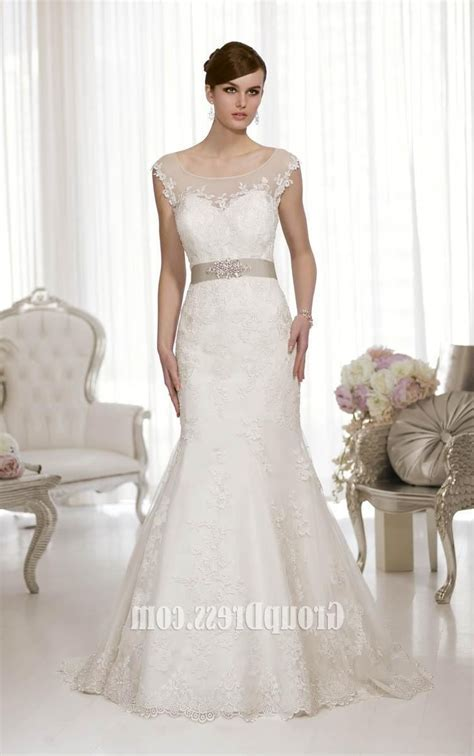 [ Wedding Dresses For Petite Busty Brides ] Short Figure