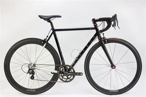 Handmade Road Bikes - stephen s custom road bike saffron frameworks bicycle