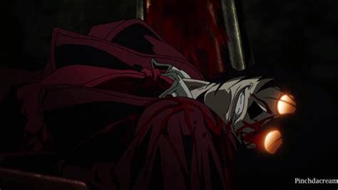 hellsing luke alucard vs luke