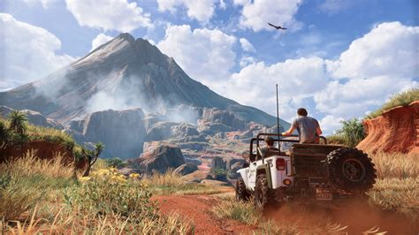 Unchartes 4 A Thiefs End Ps4 uncharted 4 a thiefs end ps4 wallpapers hd