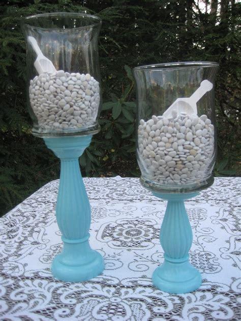 Tiffany Blue Apothecary Jars Wedding Decor Candy Buffet XX
