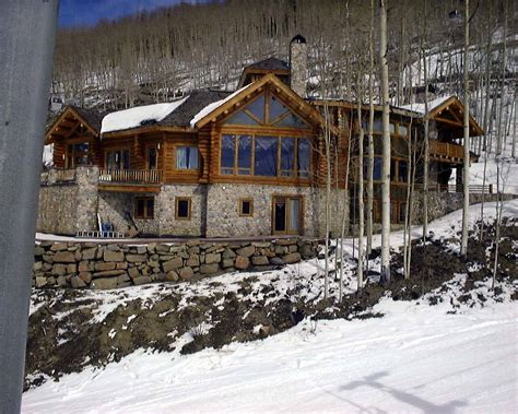 Cabins In Telluride by Telluride Log Cabins Gallery