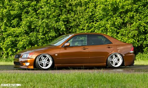 bagged lexus is300 one scandinavian stancenation form gt function