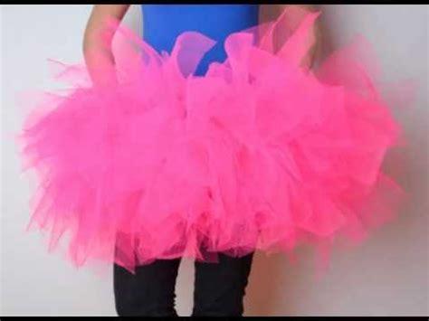 How To Make Handmade Tutus - how to make a tutu skirt