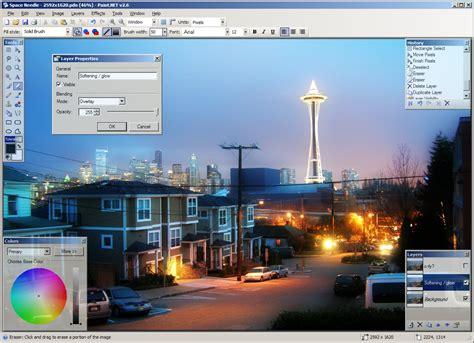 get paint paint net screenshots