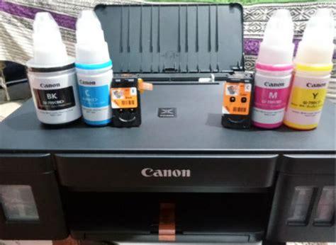 Printer G1000 by Canon Pixma G1000 Printer Review Technuter