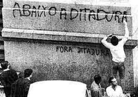 Ditadura Militar No Brasil hist 243 rias 30 filmes sobre a ditadura militar no brasil