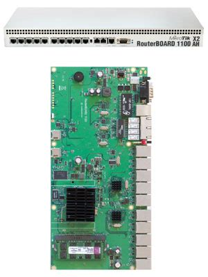Router Mikrotik Rb1000 mikrotik routerboard 1100ahx2 with 1u rackmount