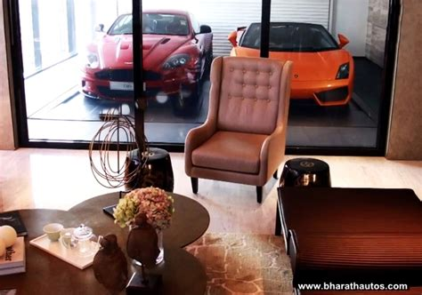 Parking Near Living Room Manchester Apartment In Singapore Lets You Park Your Cars Next To