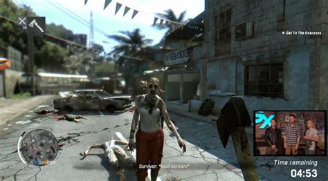 Dying Light S Day Roof Techland Shows Day And Killing With A