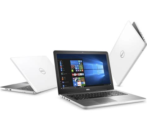 Laptop Dell Inspiron 15 5000 buy dell inspiron 15 5000 15 6 quot laptop white free delivery currys