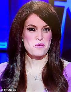 do fox anchors wear hair extensions kimberly guilfoyle defends claim that young women should