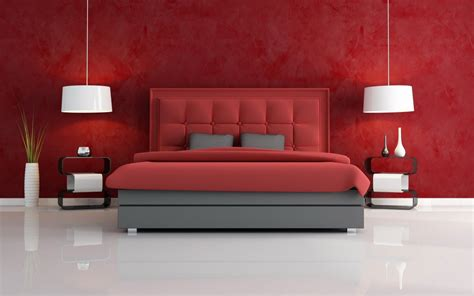 is red a good color for a bedroom determining five color schemes for bedrooms minimalist hot