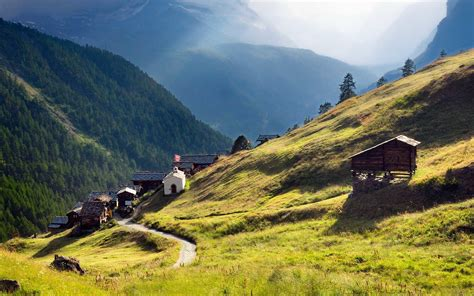 swiss mountain six great swiss mountain escapes travel leisure
