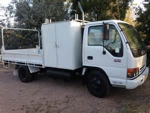 Isuzu Trucks Sydney 1997 Isuzu Npr 400 Medium In Kooringal Nsw Justtrucks Au