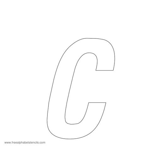 printable letter stencils for painting free printable stencils for alphabet letters numbers