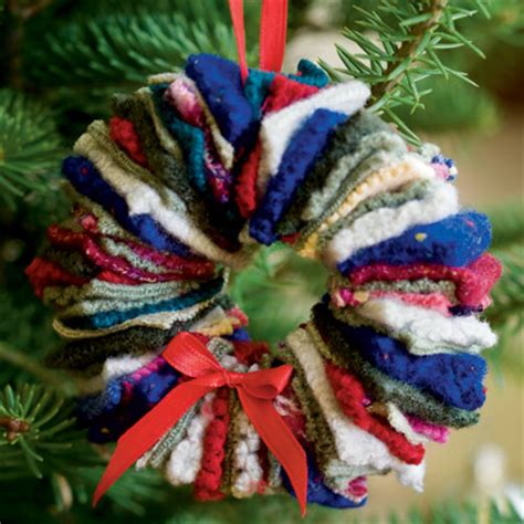 Handmade Ornament Ideas Adults - ornament ideas
