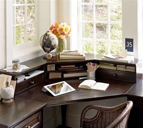 whitney design home essentials whitney corner desk hutch pottery barn