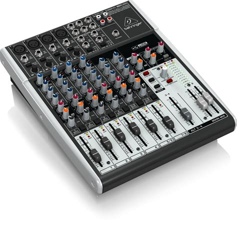 Second Mixer Behringer Xenyx 1204 Fx behringer xenyx 1204usb mixer premium 12 input w mic